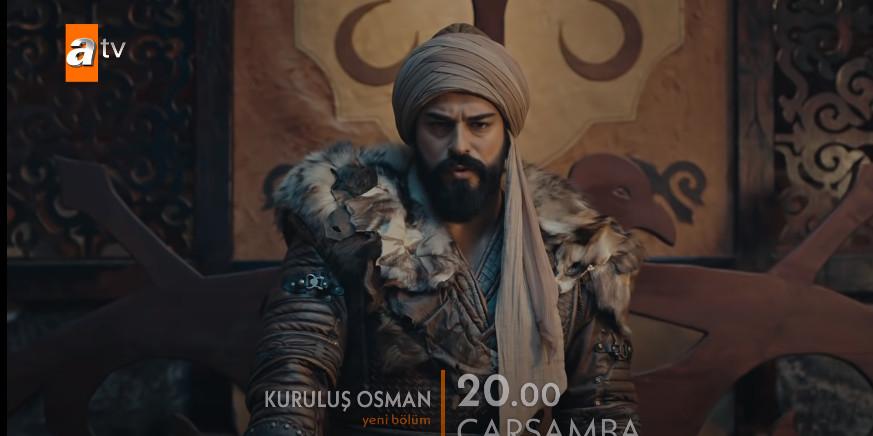 مشاهدة قيامة عثمان ٤٩.. موعد عرض مسلسل المؤسس عثمان الحلقة 49 على قناة ATV التركية