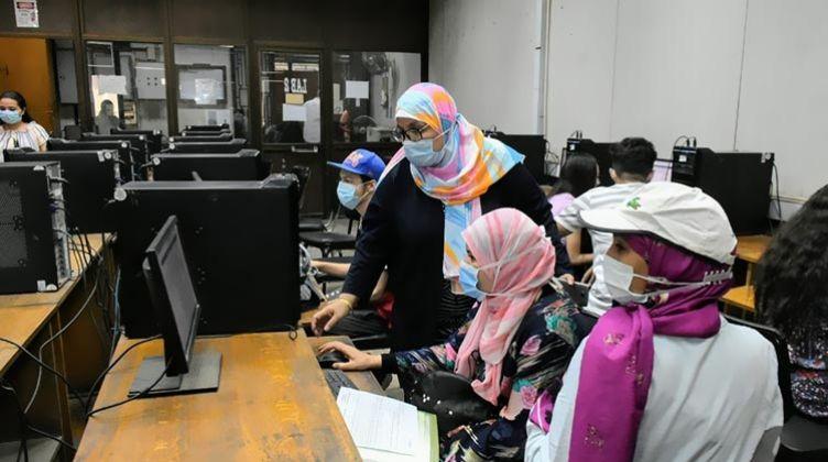 تنسيق الدبلومات الفنية 2021 الان .. رابط النتيجة عبر موقع التنسيق tansik eg