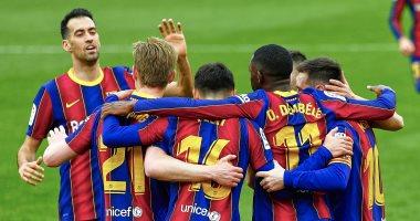 موعد مباراة برشلونة ضد إشبيلية في نصف نهائي كأس ملك اسبانيا