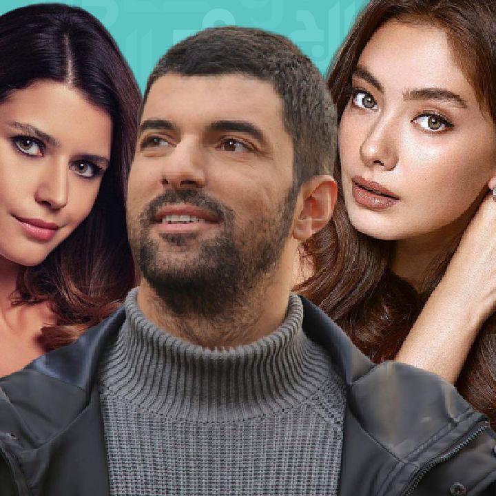 النجم التركي أنجين أكيوريك يصف بيرين سات و نسليهان أتاغول بهذا الوصف !! تفاصيل
