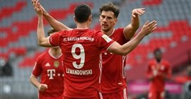 بايرن ميونخ يحقق أول فوز بخماسية في الدوري الألماني بعد العودة من مونديال الأندية
