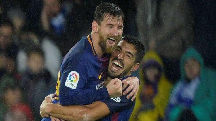 برشلونة يقلب الطاولة على ريال سوسييداد في مباراة مجنونة