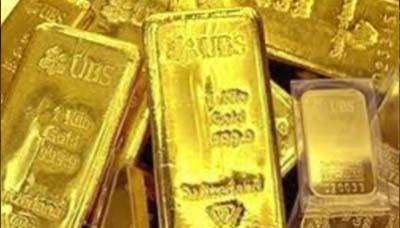 ارتفاع اسعار الذهب لأعلى مستوى في شهر مع تراجع الدولار